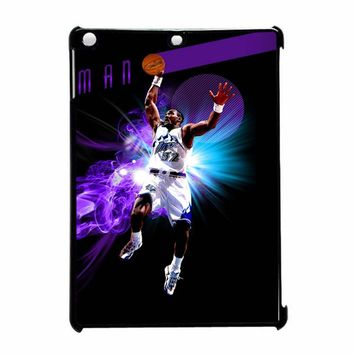 Utah Jazz Karl Malone 2 iPad Air Case