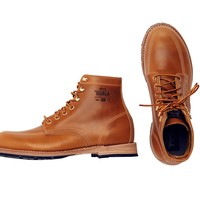 Men's Yankee Unlined Boot by WOOLRICH® The Original Outdoor Clothing Company
