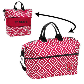 North Carolina State Wolfpack NCAA Expandable Tote