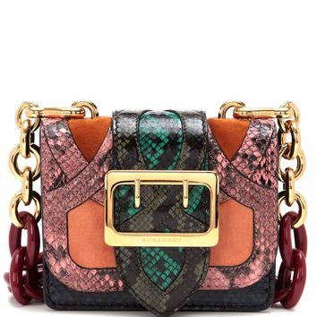 The Buckle shoulder bag