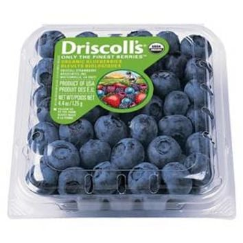 Driscoll's Organic Blueberries 4.4 oz