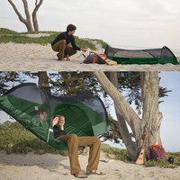 Lawson Hammock Blue Ridge Camping Hammock, Forest Green