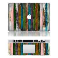 Macbook full cover Decal - Mac Decal Mac Sticker Macbook Decals Macbook Stickers Apple Vinyl Decal for Macbook Pro / Macbook Air