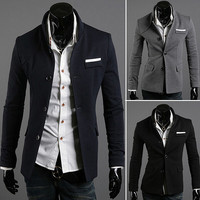 Designer Slim Cut Fashion Men Blazer
