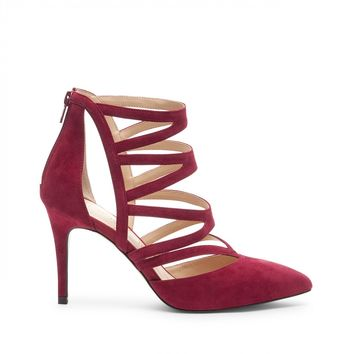 Sole Society Shayley Strappy Cut Out Heel