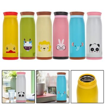 500ml Thermal CupThermal Mug Insulated Tumbler Travel  outdoor office bottle Cups Stainless Steel Vacuum Cup