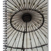 The Roof - Spiral Notebook