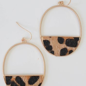 Life Is Wild Earrings