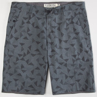 Ezekiel Starlight Mens Shorts Charcoal  In Sizes