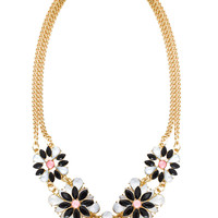 Alma Flower Necklace