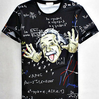Einstein's Equations T Shirt