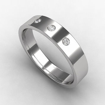 Wedding band men, Titanium ring men, Diamond ring men, Men's ring, Rings for men, custom, Titanium,, Band, Diamond, Commitment, promise
