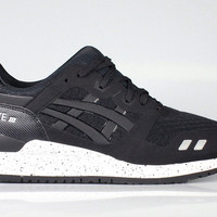 Asics Men's Gel Lyte III 3 NS Mesh Pack - Black