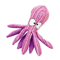 Kong Corduroy CuteSeas Octopus Dog Toy