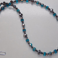 33%OFF Blue and Silver Necklace