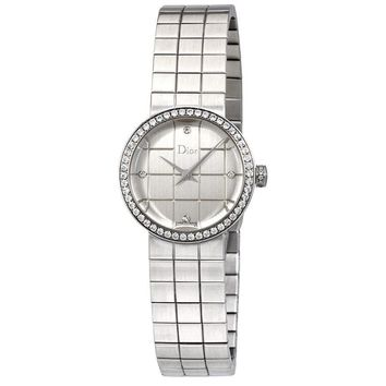 Dior La D De Dior Diamond Ladies Watch CD047110M001