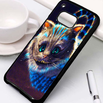 Alice In Wonderland Cheshire Cat Samsung Galaxy S6 Edge Case Auroid