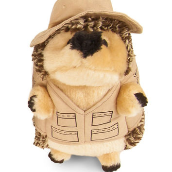 Petmate Heggie Plush Dog Toy Fisherman