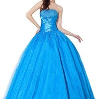 Faironly M033 Women's Prom Ball Gown