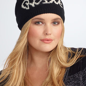 Rebel Wilson for Torrid Beanie