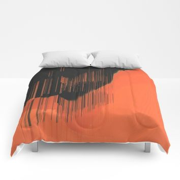 Stalactites Comforters by DuckyB