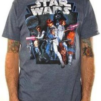 ROCKWORLDEAST - Star Wars, T-Shirt, Reinforce