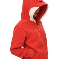 Cutiefox®Unisex Cute Cosplay Costumes Animal Pajamas Kigurumi Hoodie Jacket