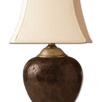 Uttermost Sabine Oval Table Lamp - 27216