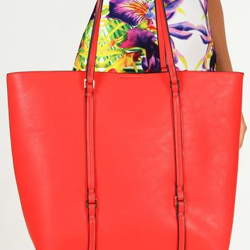 Speed It Up Purse: Red Orange - Bags & Purses - Accessories - Hope's Boutique