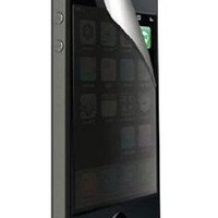 Fosmon Privacy Screen Protector for iPhone 4 / 4G / 4S with Lint Cleaning Cloth