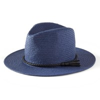 Wide-Brim Straw Hat | Banana Republic