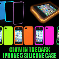 iPhone 5 Glow In The Dark Protective Case