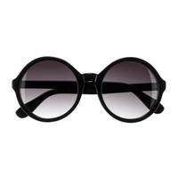 H&M Round sunglasses $9.95