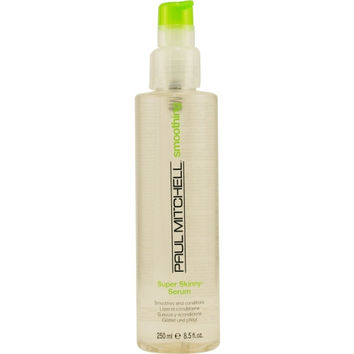 PAUL MITCHELL by Paul Mitchell SUPER SKINNY SERUM SMOOTHES AND CONDITIONS UNRULY HAIR 8.5 OZ