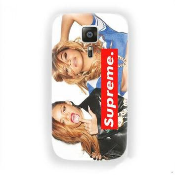 Beyonce Supreme Music Yonce For Samsung Galaxy S6 Case