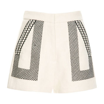 Jill Stuart Hall Tao Short by Jill Stuart for Preorder on Moda Operandi