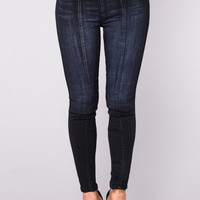 Bexley Skinny Jeans - Dark Denim