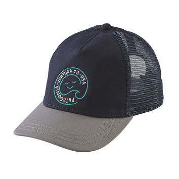 PATAGONIA WOMEN'S SEA SPIRIT LABACK TRUCKER HAT
