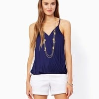 Debbie Drape Tank | Fashion Apparel and Clothing – Knits and Tees – Southwest Style | charming charlie
