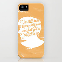 Harry Styles Silhouette  iPhone Case by Holly Ent | Society6