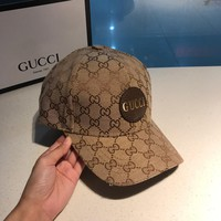 Gucci Men Women Fashion Casual Hat Cap