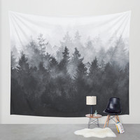 The Heart Of My Heart // Midwinter Edit Wall Tapestry by Tordis Kayma | Society6