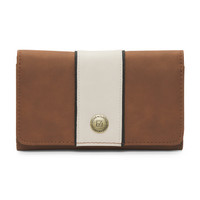 Talia Large Leather Wallet - Leather Bags - T.J.Maxx