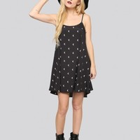 Many Moons Mini Dress