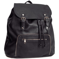 H&M - Backpack - Black - Ladies