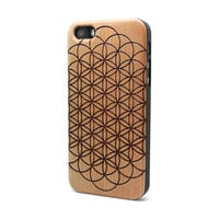 Flower Of Life - iPhone Case