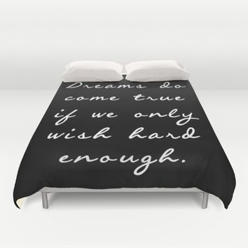 Dreamers  Duvet Cover by Xiari