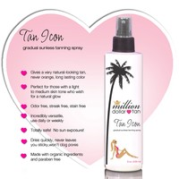 Tan IconGradual Sunless Tanning Spray