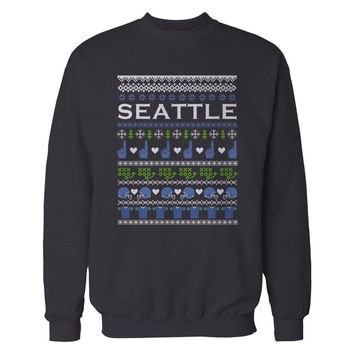 Seattle - Ugly Christmas Sweater
