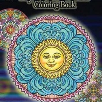 Mystical Mandala Coloring Book CLR